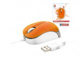 Nanou Micro Mouse   Orange